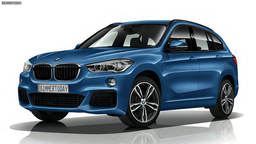 BMW F48 2014-