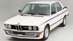 BMW E12 1972-1981