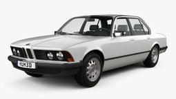 BMW E23 1976-1989