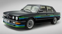 BMW E28 1980-1990